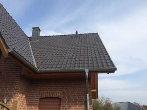 Dacheindeckung Neubau